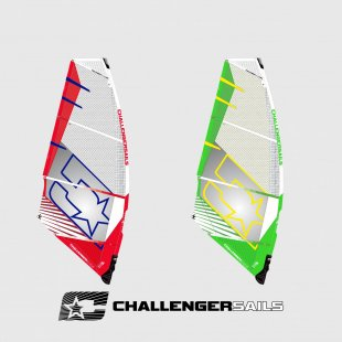 windsurfing plachta 4PRO 2018, freestyle, Challenger Sails