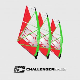 windsurfing plachta PRO KIDS 2018, Challenger Sails